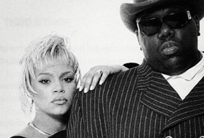 the gallery for gt faith evans son with biggie